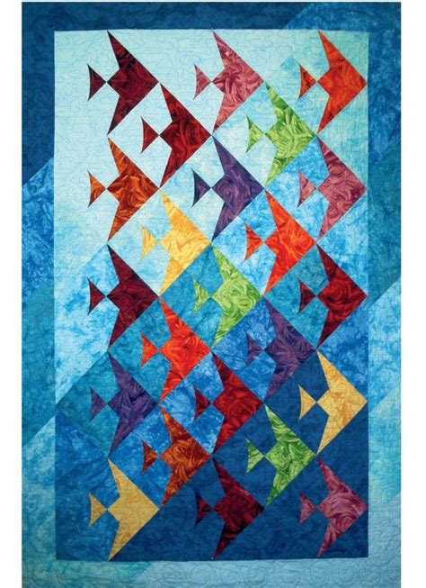 Patterns For Quilts by Fish Quilt Patterns 171 Free Patterns