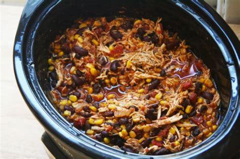 crock pot chicken chili food horny pinterest