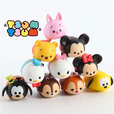 Sale 93 Figure Tsum Tsum Figure Mickey Mouse Goofy Pooh Minnie buy wholesale mickey mouse figures from china
