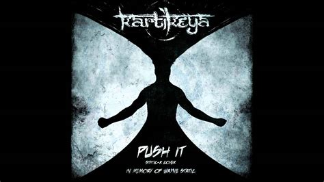 static x push it kartikeya push it static x cover in memory of wayne