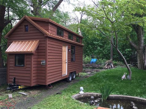 liberation tiny homes tiny house town the brownie by liberation tiny homes