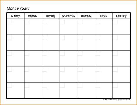 Scheduling Calendar Template 2014