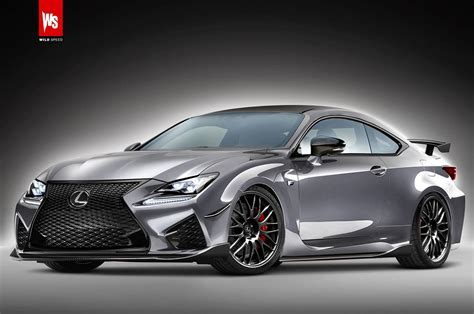 Lexus Rc Horsepower by Lexus Rc Fs By Speed
