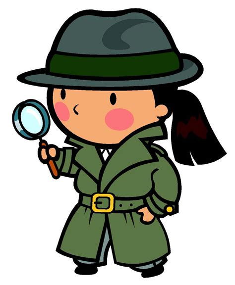 find clipart nothing but monkey business detectives problem
