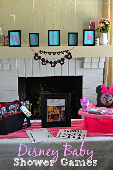 Disney Themed Baby Shower by Disney Themed Baby Shower Disney Babies Baby