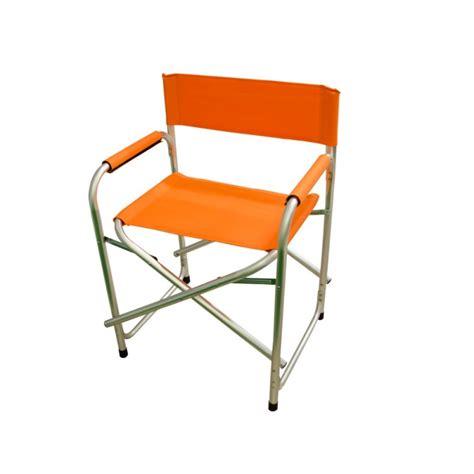sedia pieghevole alluminio clicson sedia regista alluminio pieghevole
