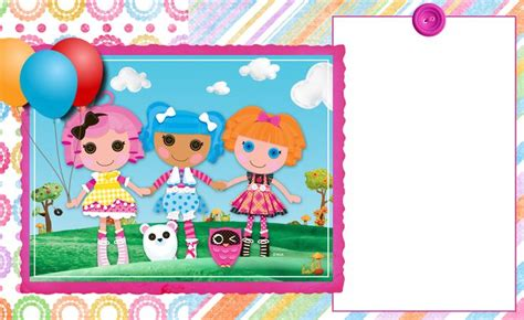 printable lalaloopsy invitations 42 best ideas about lalaloopsy party ideas on pinterest