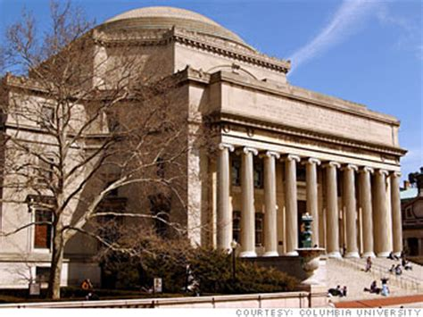 Columbia Executive Mba Cost by Top 10 Executive Mba Programs Columbia Business School