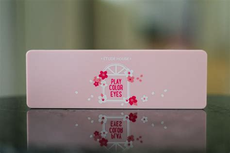Harga Etude House Play Color Blossom pink bird review etude house play color in cherry blossom