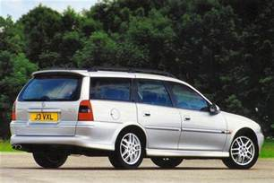 Vauxhall Vectra Estate Review Vauxhall Vectra Estate 1996 2002 Used Car Review Car