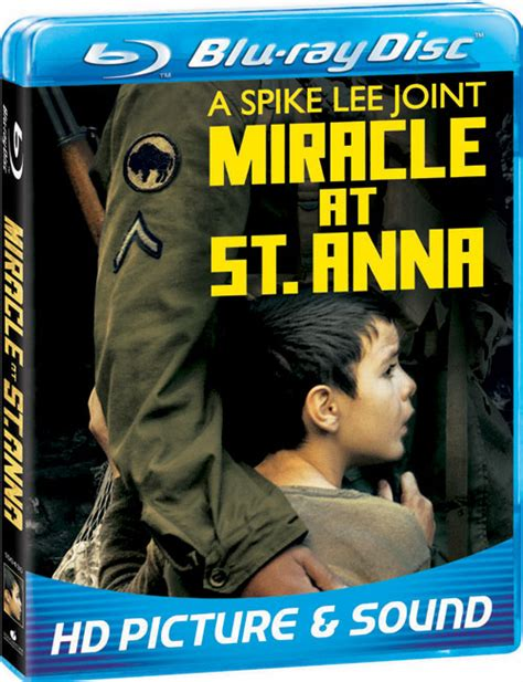 Miracle St Anna 2008 Film Miracle Of Phil 2008 Movie