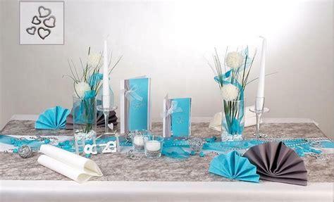 Kleine Deckenle by Eine Blaue Tischdeko Zur Hochzeit Und Edel
