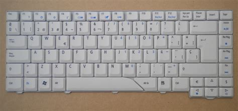 Keyboard Laptop Acer Aspire 4315 teclado keyboard laptop acer aspire 5520 5720 4315 4720 gris 295 00 en mercado libre