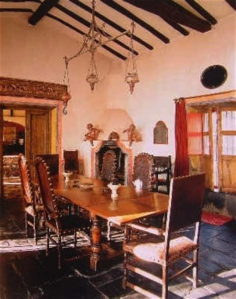 Mexican Dining Room by Dining Room Mexican Decor Casas Mexicanas