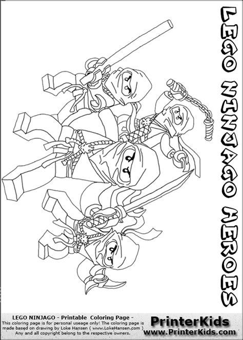 Free Coloring Pages Of Ninjago Gold Ninja Ninjago Zane Coloring Pages