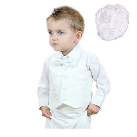 Sleeve Ctr 5in1 9 Month 1 bbvestido 100 cotton christening favors 5 formal baptism clothing set baby boy holy