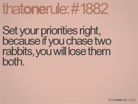 Priorities quotes images and pictures
