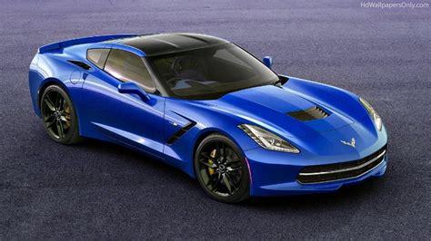 blue corvette corvette stingray blue wallpaper