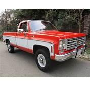 Scottsdale PIck Up 4x4 Truck Other K20 Blazer K10 3500