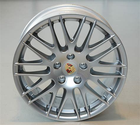 porsche oem wheels 4 x like 20 inch rs spyder design oem porsche wheels