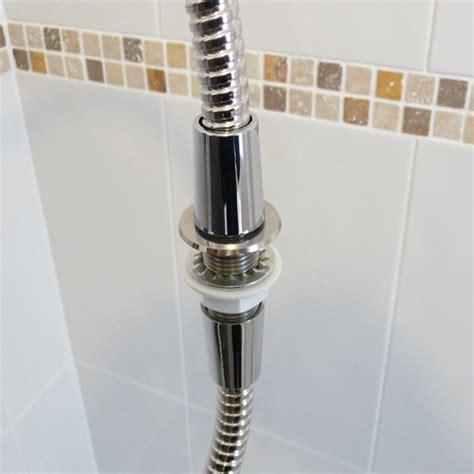 Bath Shower Hose through bath shower hose adapter byretech ltd