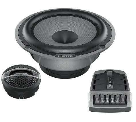 hsk 165 hertz hi energy car audio speakers system