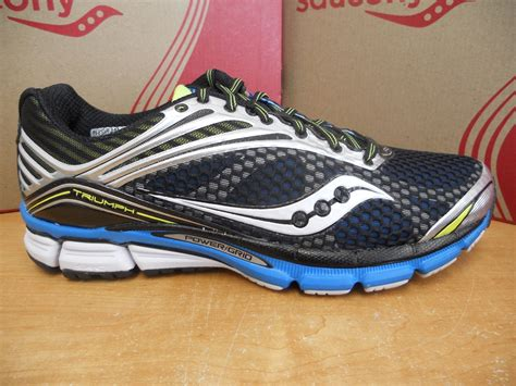 new saucony running shoes new saucony powergrid triumph 11 running shoes mens size