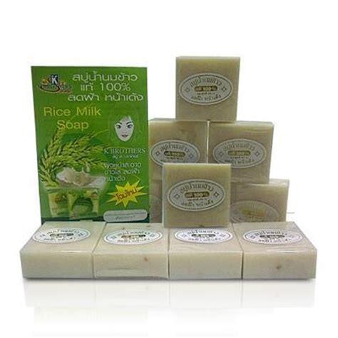 Sabun Beras Thailand Termurah Sabun Thailand Kosmetik Oke