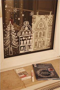 Weihnachtsdeko Fenster Kreide by 25 Einzigartige Kreidestifte Ideen Auf Diy