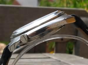 Plexiglas Rand Polieren by Die Uhr F 252 R Fernreisen Seiko World Time Ref 6117 6400