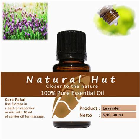 Minyak Esensial Lavender 6 jenis minyak esensial yang harus dimiliki hut