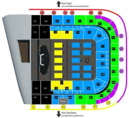 02 Arena Floor Plan stars 80 triomphe 02 12 2017 20 00 billetterie