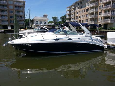 sea ray boats for sale maryland sea ray 280 sundancer boats for sale in maryland