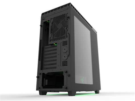 Nzxt H440 razer shows nzxt h440 pc at e3 2014