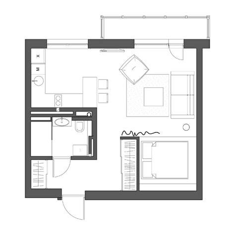 small flat floor plans 1 zimmer wohnung einrichten 13 apartments als inspiration