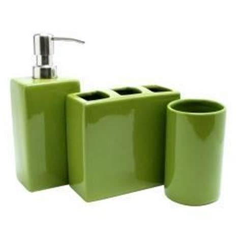 lime green bathroom decor lime green bathroom accessories home and gard