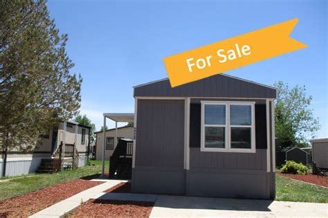 manufactured homes for sale in colorado springs co