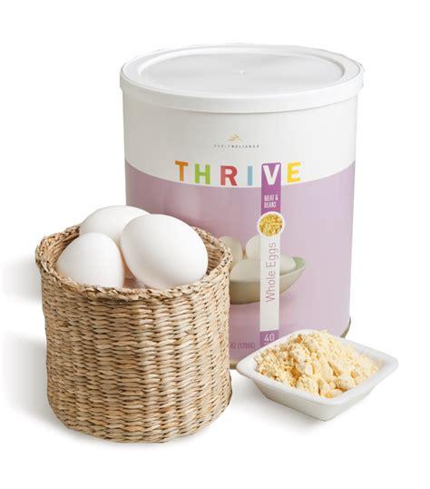 Powdered Eggs Shelf shelf reliance the edible egg powder
