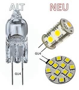 led len gu4 sockel sockel gu4 led leuchtmittel produkte web led de