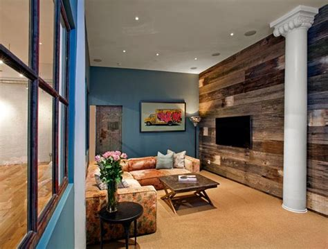 wood walls in house 10 unexpected uses for reclaimed wood around the house