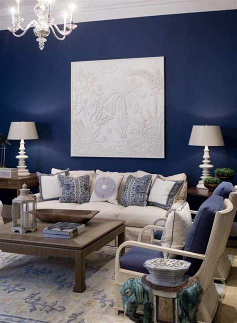 azul  la decoracion de salones decoracionin