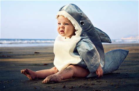 baby shark movie this gorgeous baby shark costume will make your heart melt