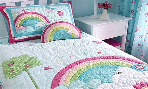 rainbow bedding homeofficedecoration rainbow bedding for kids