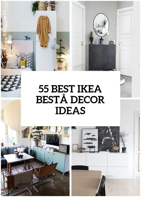 home decor ikea 45 ways to use ikea besta units in home d 233 cor digsdigs