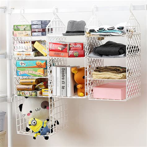 8 Cool Clothes Storage Items by High Quality Plastic Foldable Storage Shelf Rack Wardrobe