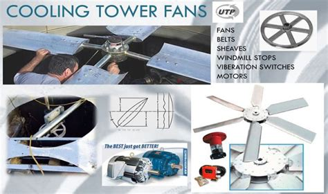 cooling tower fan blades manufacturers cooling tower fans supplier manufacturer univeral