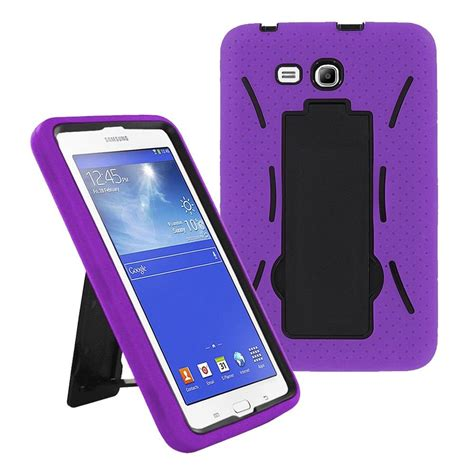 Cover Galaxy Tab 3 Lite For Samsung Galaxy Tab 3 Lite 7 0 Sm T113 T116 Armor Box Stand Tablet Cover Ebay