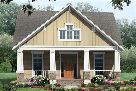 bungalow home plans craftsman style house plan 3 beds 2 baths 1800 sq ft plan 21 249