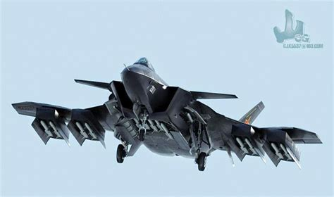 us pilots say new chinese stealth fighter could become image gallery stealth fighter