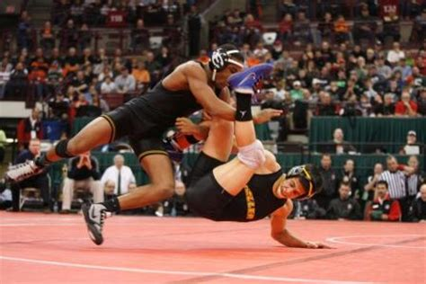 ohio high school wrestling sectionals ohsaa wrestling state tournament photo gallery